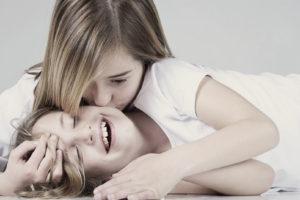 Fotos de estudio en Elche de Familia y de niños