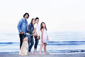 Fotos de familia en Elche