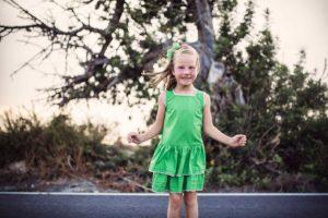 Reportaje de estudio de niños en Elche de Crisitna